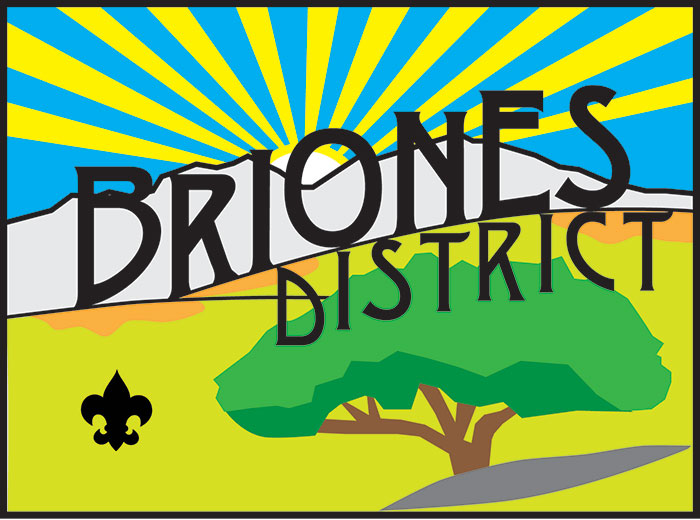 Briones District Logo